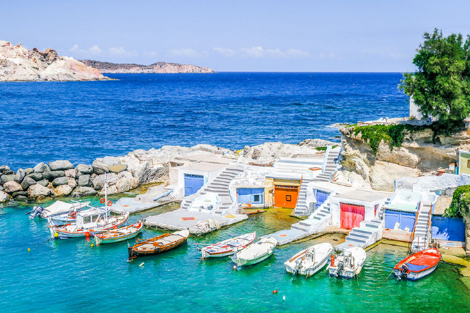 Milos-Greek-Island
